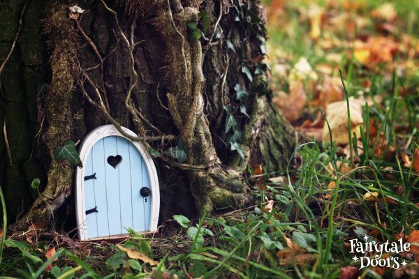 Fairytale Doors - Fairy door Bella Blue