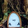 Fairytale Doors - Fairy door Emma in Blue