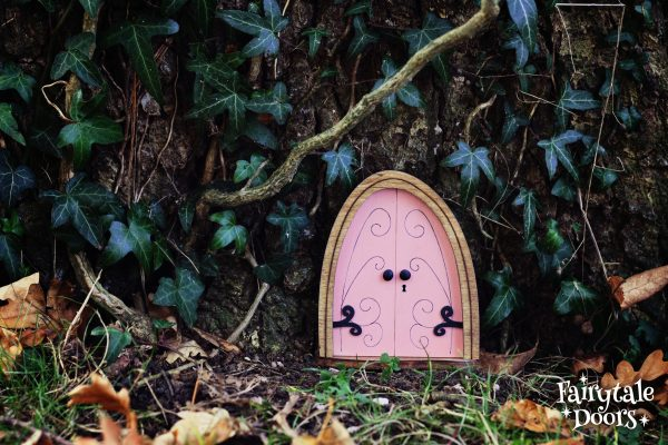 Fairytale Doors - Fairy door Emma in Pink