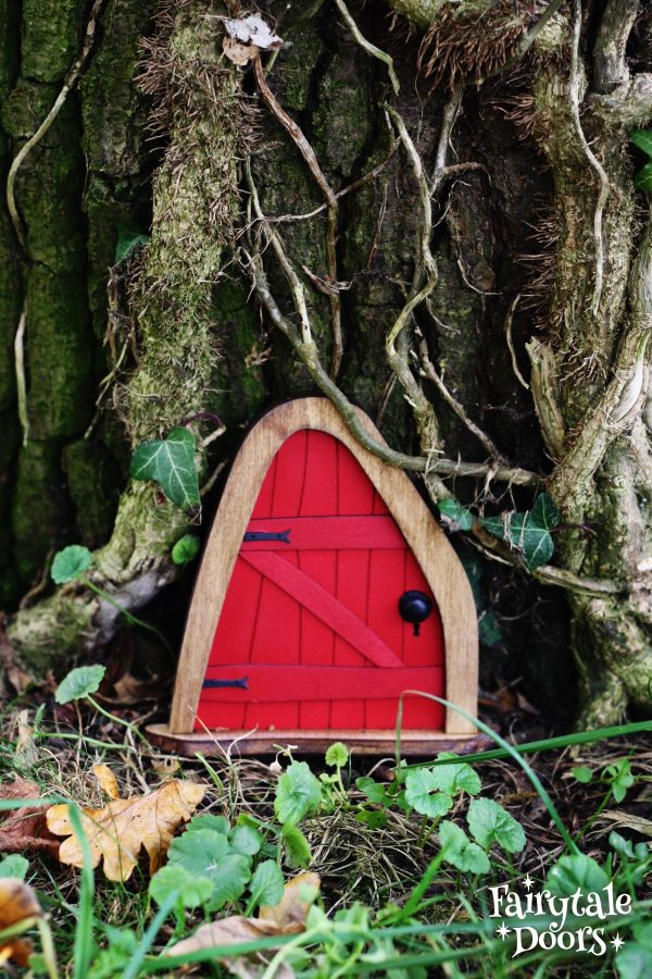 Fairytale Doors - Fairy door Emma Blue
