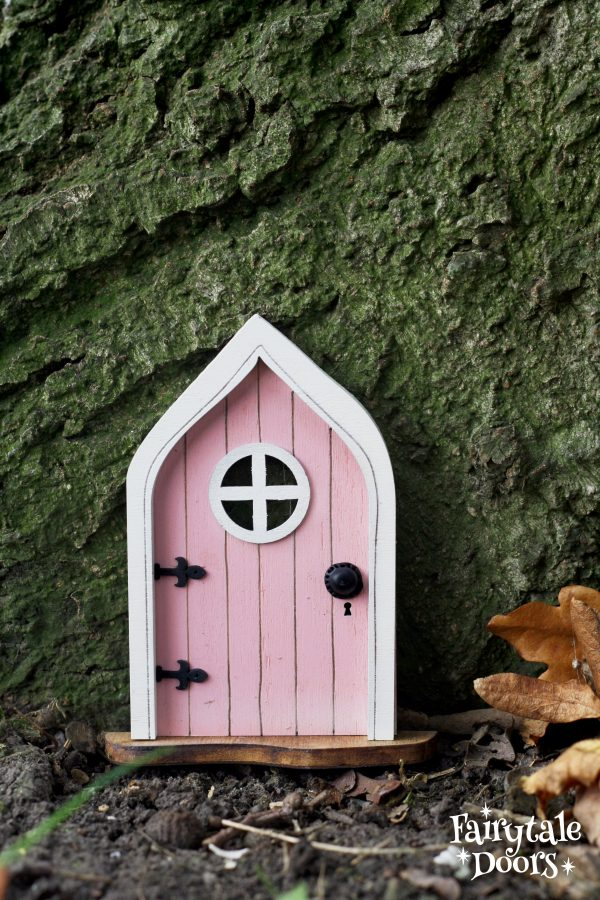 Fairytale Doors - Fairy door Mara Pink