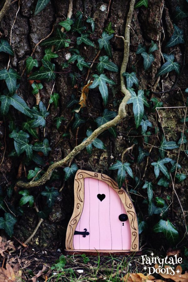 Fairytale Doors - Fairy door Nanda Pink
